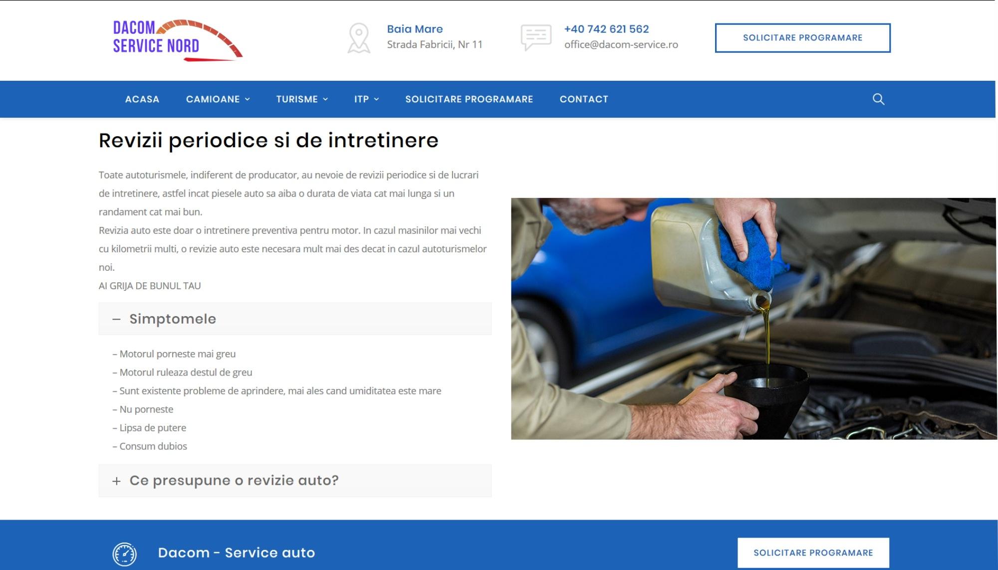 servicii service auto
